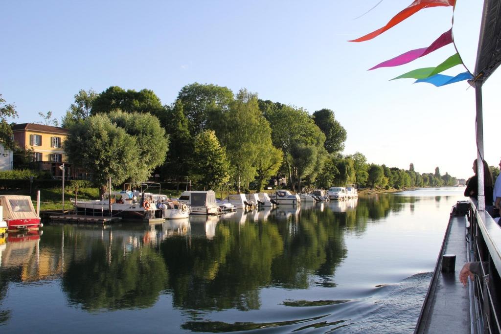 la Marne à Lagny-Sur-Marne