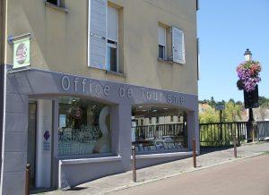 Façade de l'office de Tourisme de Marne et Gondoire