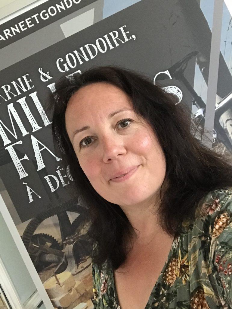 Portrait d'Anne Godin, Directrice de Marne & Gondoire Tourisme