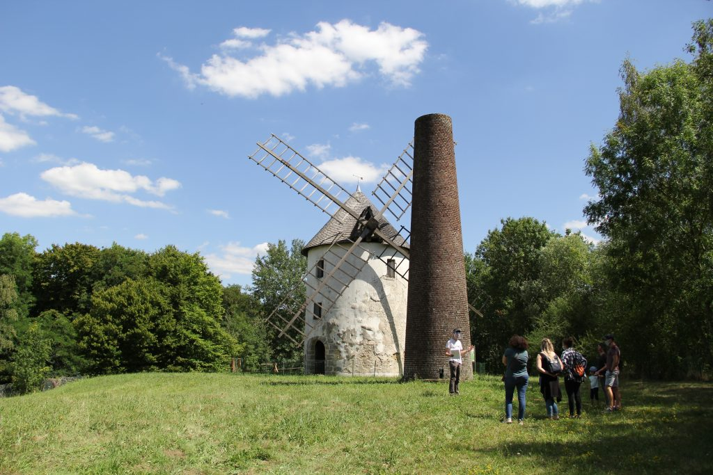 Visite guidée du Moulin de Jossigny